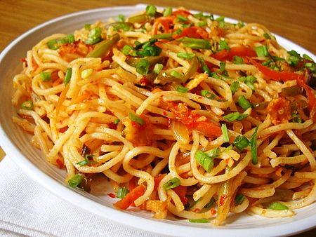 Chilly Garlic Maggie   | Tea Star | Ahmedabad