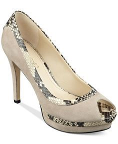 Marc Fisher Monaye Platform Pumps - Sale & Clearance - Shoes - Macy's