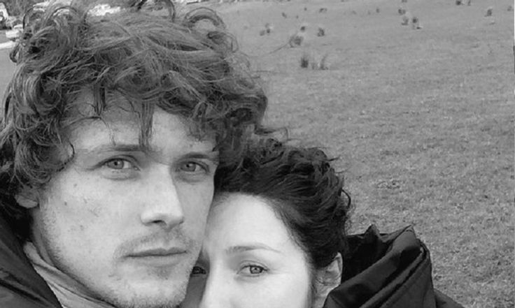 'Outlander' Season 3 Cast Sam Heughan, Caitriona Balfe Spend Time Together Shopping in South Africa