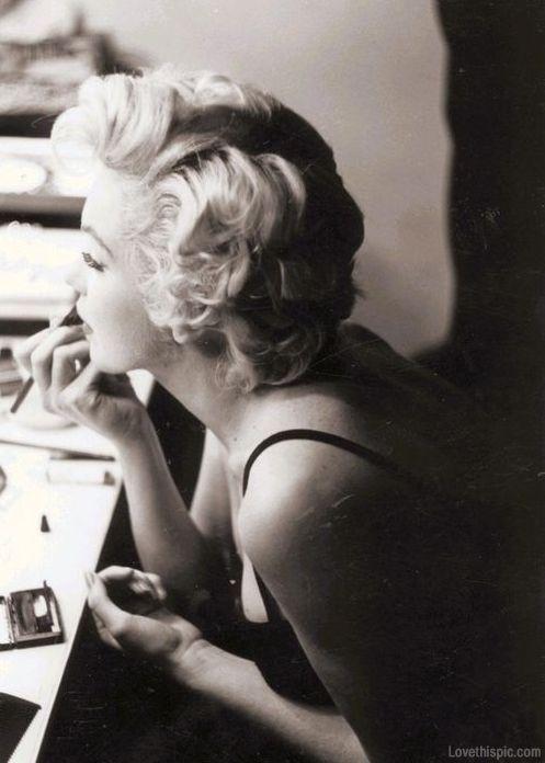 Marilyn Monroe celebrity makeup marilyn monroe icon