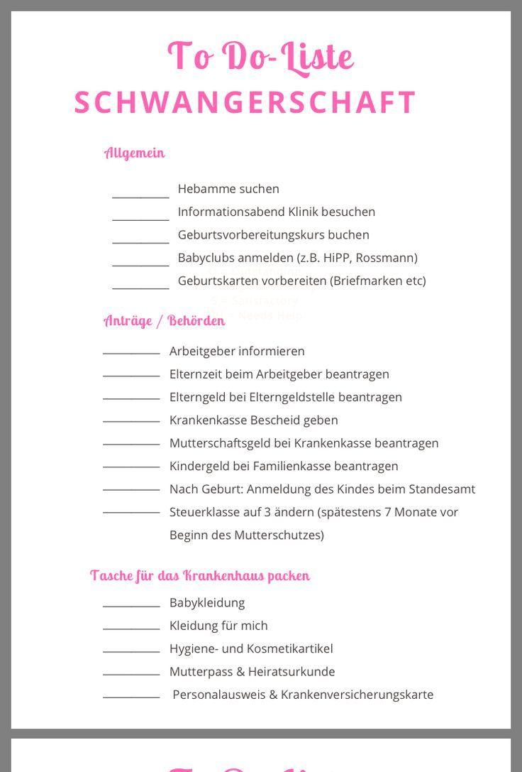 To Do Liste – Änne Santen-Schmidt