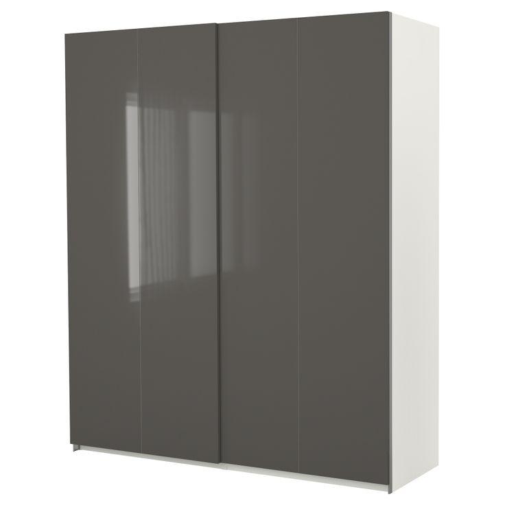 17 best ideas about ikea wardrobes sliding doors on. Black Bedroom Furniture Sets. Home Design Ideas