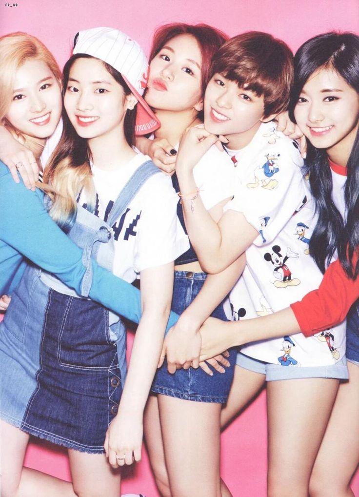 twice oh boy, twice oh boy april, twice cheer up album, twice pictorial kpop, twice kpop profile, twice mina 2016, chaeyoung 2016, nayeon 2016, jungyeon 2016, momo 2016, sana 2016, dahyun 2016, jihyo diet, mina chaeyoung, twice kpop members, twice jyp