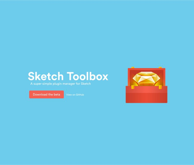 Sketch Toolbox - A super simple plugin manager for Sketch