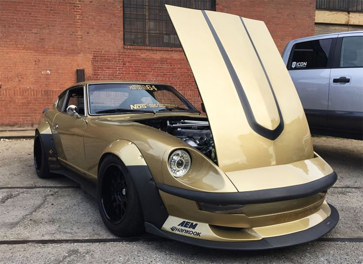 Let An Expert Introduce You To The Perfect Vintage Datsun Z Drift Car