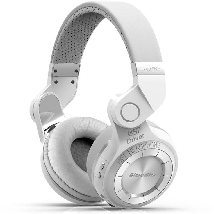 Original Bluedio T2 4.1 Stereo Foldable Style Bluetooth V4.1 +EDR Noise canceling Wireless Headset for Smartphone Tablet PC