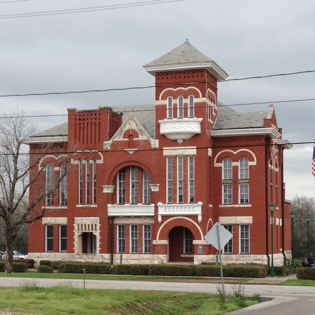 Historic 1800's Richmond Texas Jailhouse. , Now Used As A