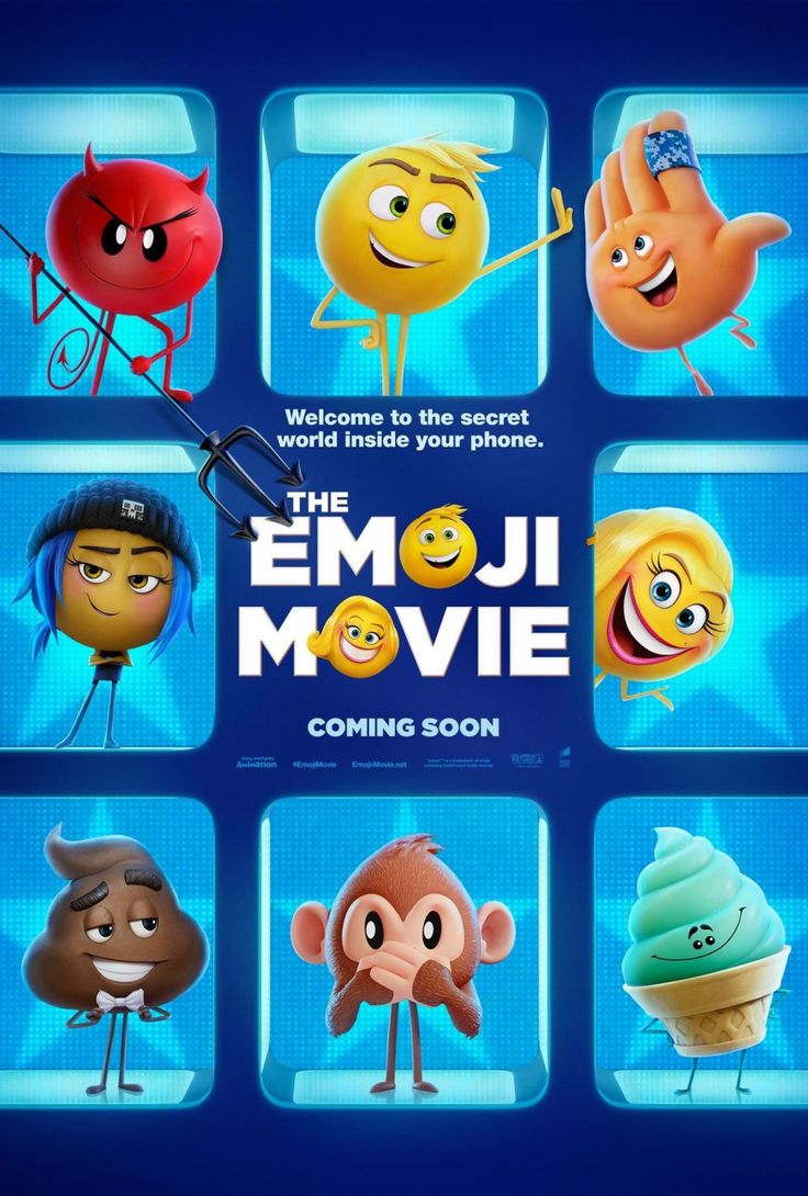 Return to the main poster page for The Emoji Movie (#10 of 11)