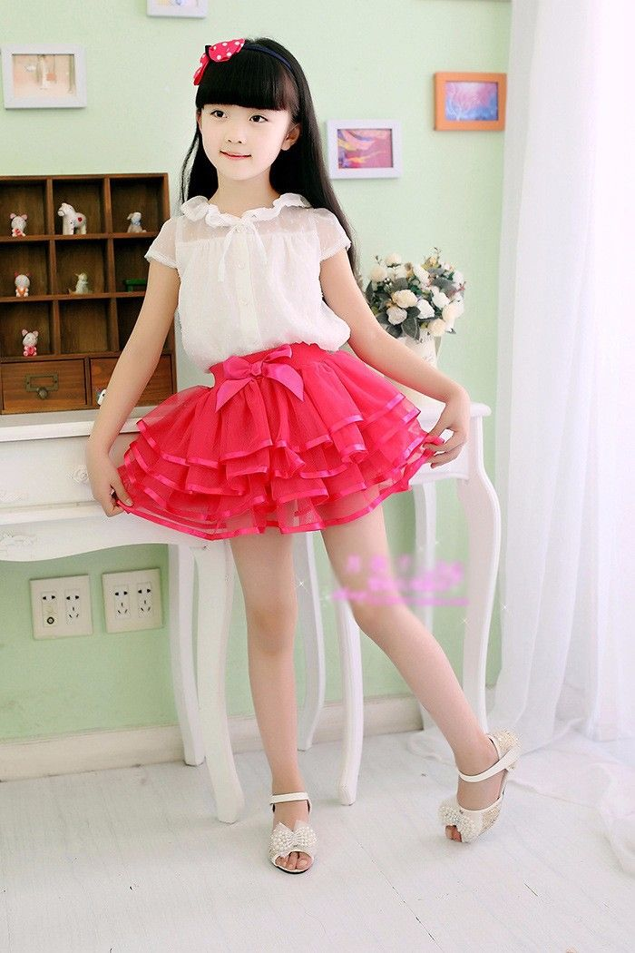 Cool 2-10T kids girl star glitter dance tutu skirt sequin with 3 layer tulle  toddler girl chiffon pettiskirt -  14.07 - Buy it Now! 3d813afac032