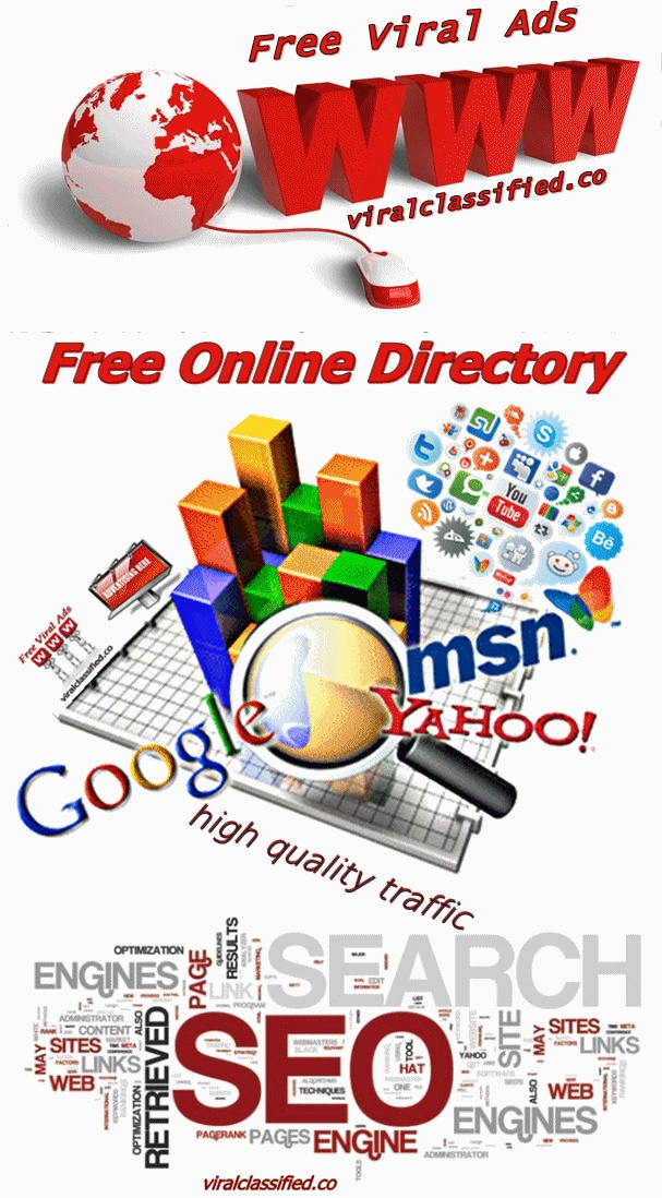 High quality and free link building services http://viralclassified.co/open-directory/ Viralclassified Open Directory offers #high #quality; spam free, #link #building services. Our link building services are free and extremely effective. Submit your website to our #Free #Online #Directory Links