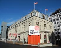 Museum of Wellington City & Sea : Museums Wellington