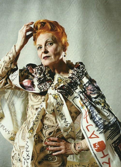 workman:  agentlewoman:  Westwood.  Vivienne Westwood!—-always a reblog.