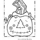 What is Halloween without a Halloween picture to put on the refrigerator or in a window? Please enjoy using these ghost and pumpkin coloring pages ...