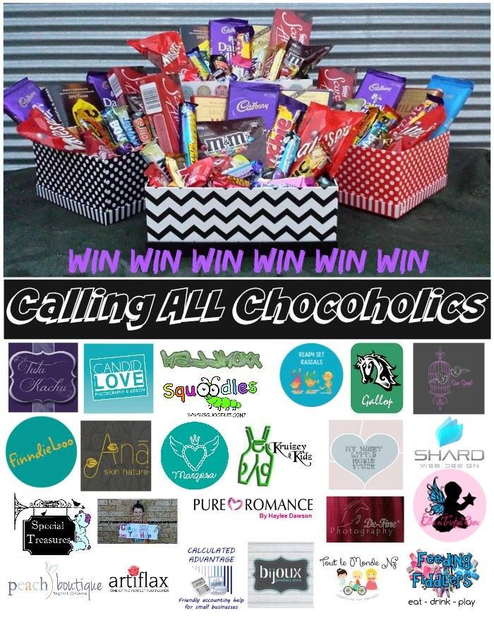 Enter to win: CALLING ALL CHOCOHOLICS!!!! | http://www.dango.co.nz/s.php?u=H1b743AE2660