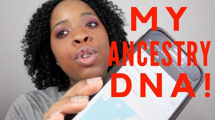 My Ancestry DNA Result!