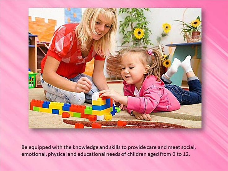 Click here - http://goo.gl/9JUuGK  Be equipped with the knowledge and skills to provide care and meet social, emotional, physical and educational needs of children…