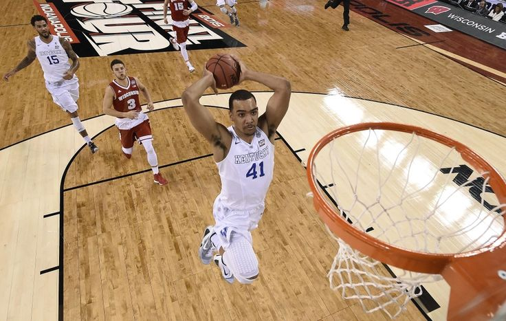 NBA Rumors: The Knicks Are Interested In Drafting Trey Lyles?