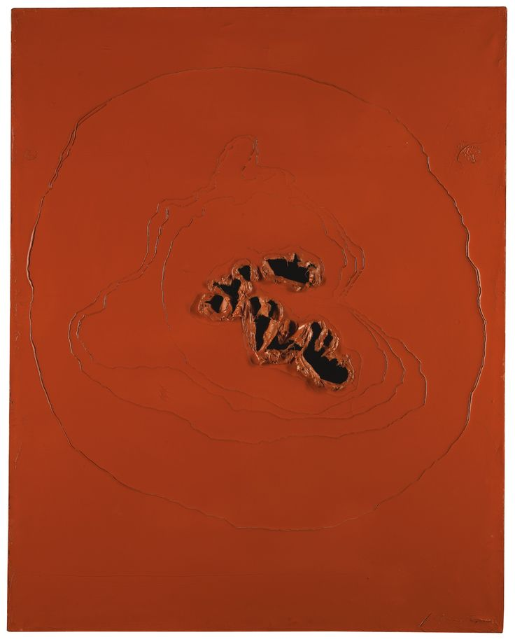 Lucio Fontana (1899 - 1968), Concetto Spaziale. Photo Sotheby's