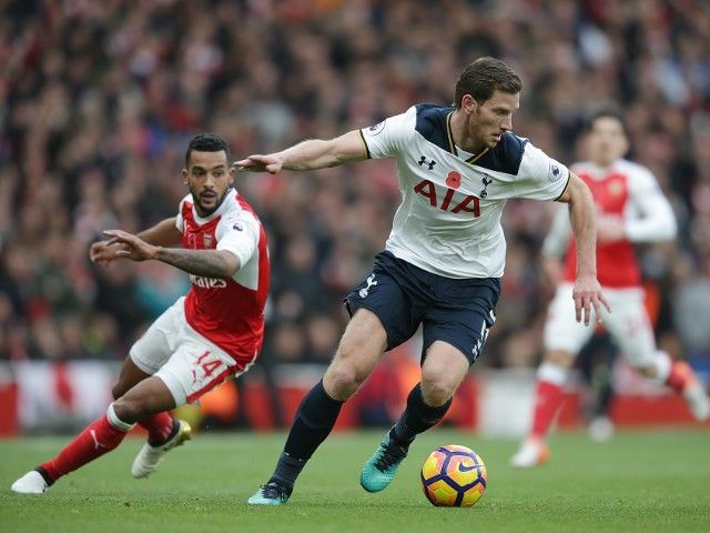 Toby Alderweireld: 'Tottenham Hotspur can cope without Jan Vertonghen'