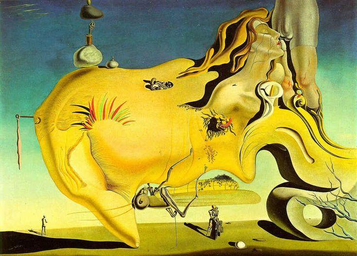 """""""São obras desse tipo que fazem as pessoas classificarem os artistas como """"possuidores de um parafuso a menos"""". Contudo, é o entendimento de telas assim que deixa evidente como esses mesmos artistas, tal qual Salvador Dalí, têm na verdade mais parafusos que a maioria. Preciso destacar que muitos estudiosos da área de psicologia fazem paralelos entre as """"estranhezas"""" da obra de Dalí e a psicologia de Freud."""""""