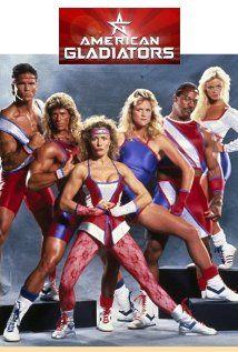 Ooooohhh Yeeeaaah! American Gladiators! Ha ha