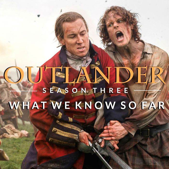 In the latest Outlander Cast podcast episode, hosts Mary and Blake Larsen are joined by Outlander Cast Blog News Editor Anne Gavin to dish on everything we know thus far about Outlander Season 3. Written by: Blake Larsen