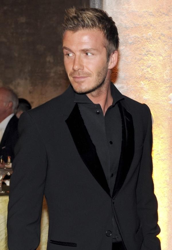 David Beckham is a perfect human being