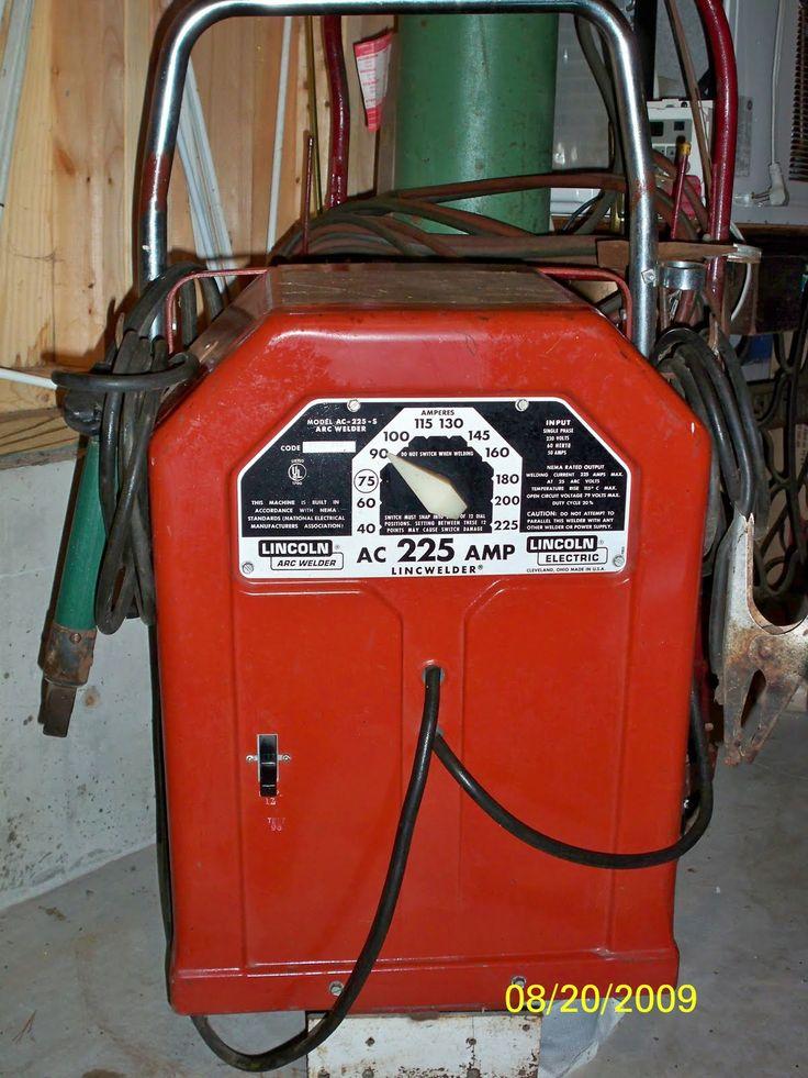 vintage lincoln arc welder | Bonnie's Store: Lincoln Electric Arc Welder
