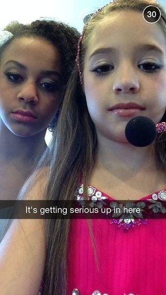 Mackenzie and Nia