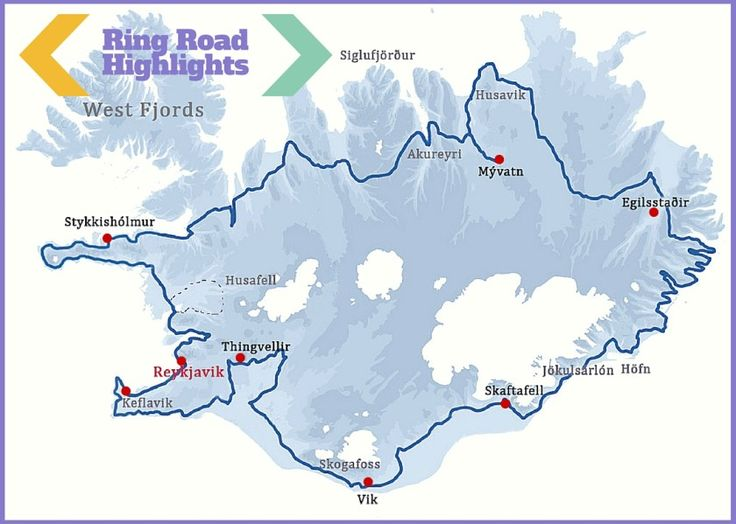 An Epic Iceland Road Trip Travel Itinerary And Tips