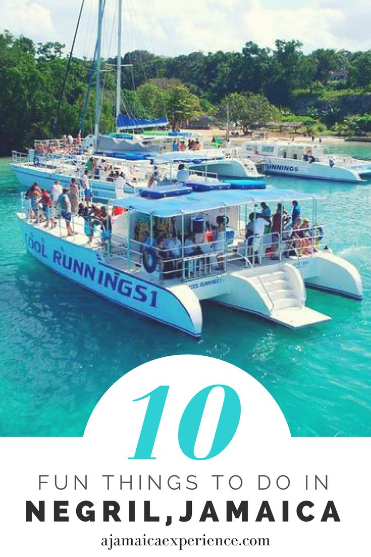 Looking for fun in Negril, Jamaica? Here are some ideas for you to consider.