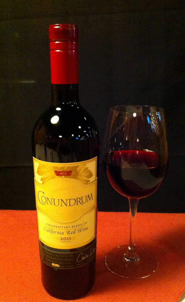 Conundrum by Caymus has lots of red fruit upfront. Interwoven bright and bold cherries, raspberries, and a little plum toward the back. A hint of sweetness...Smooth, round, and VERY easy drinking.  This red offering is sure to get you in the holiday spirit...with a flavor quality similar to red velvet cake. Served by the bottle at the Westward Ho!