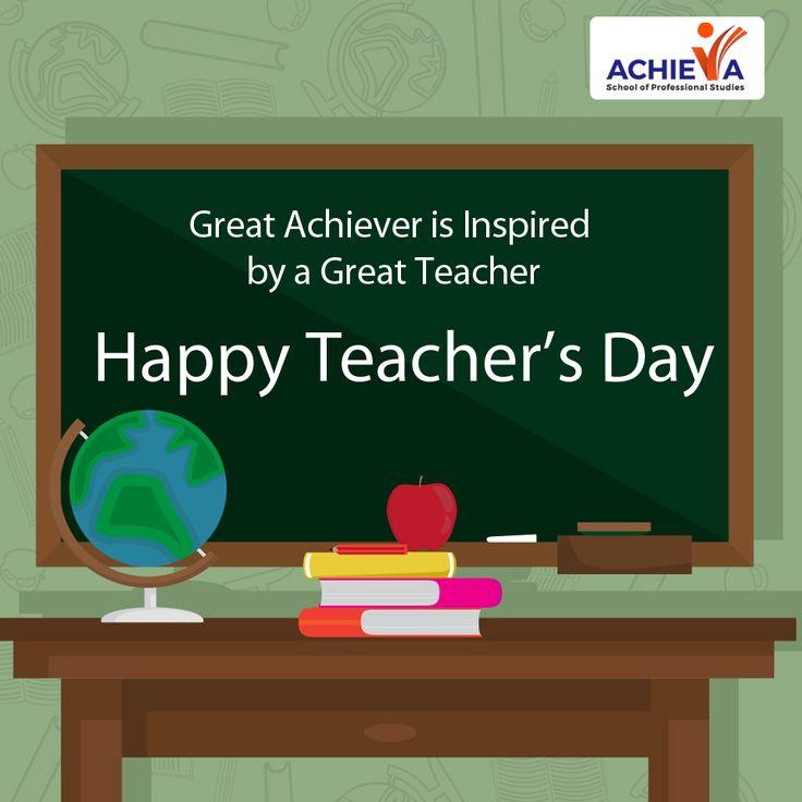 The Spark that Paved the Way to Light the World! Visit us @ http://amp.gs/pRiK #TeachersDay #Achieva