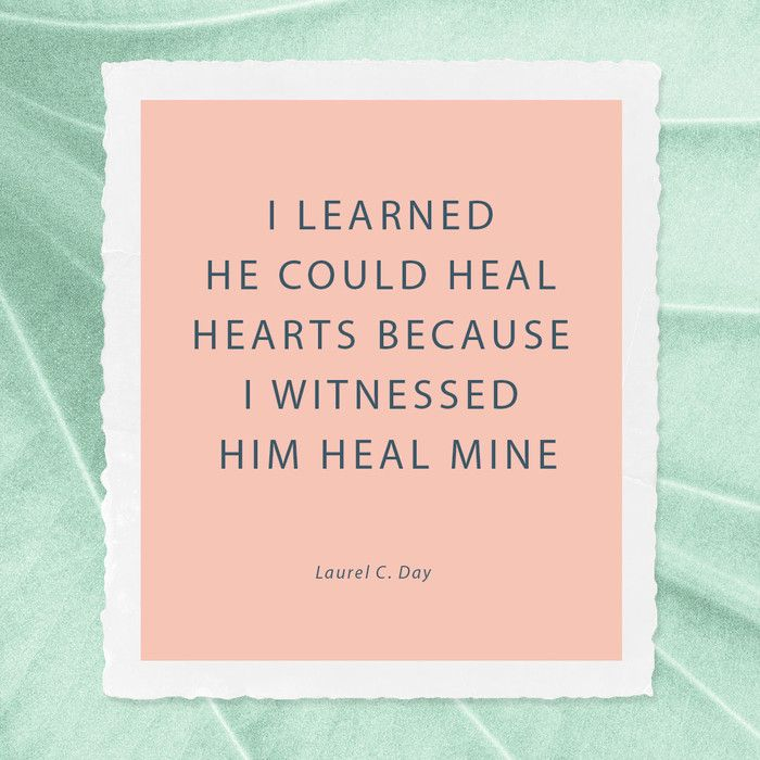 On our blog, Laurel shares her heartbreaking experience, and what presenting at TOFW taught her about healing.