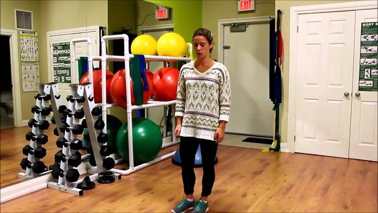 Shoulder Impingement Syndrome Rehab Exercises