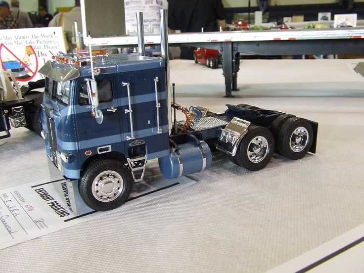 kenworth pickup conversion kit - 736×552