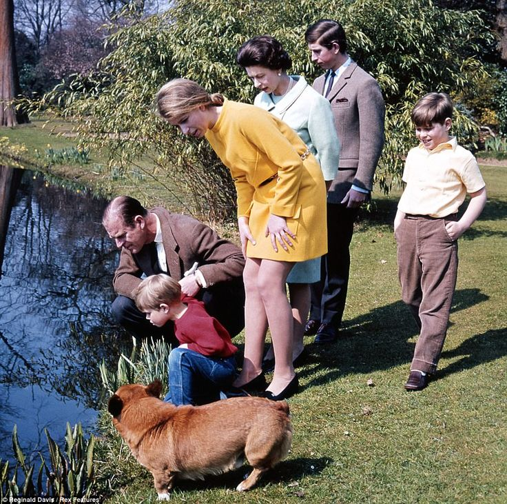 Pond-dipping at Frogmore with their children (above), the couple are rarely happier than when in the fresh air. It's why their years together have been crammed with Balmoral summers, Christmases and Easters at Sandringham and weekends at Windsor