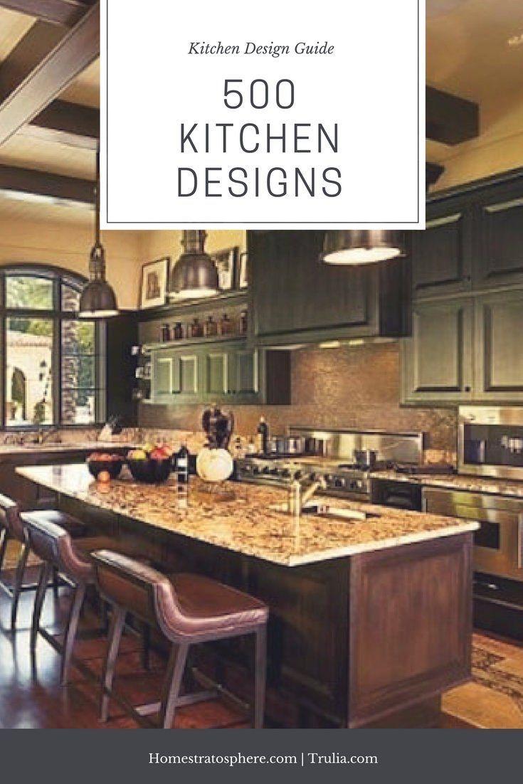 101 Custom Kitchen Design Ideas Pictures Kitchen Remodel Kitchen Remodel Software Custom Kitchens Design