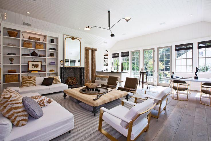 Gwyneth Paltrow's L.A. Home