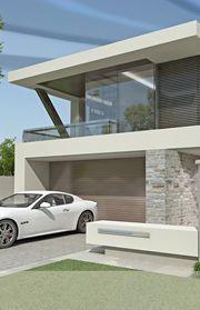 narrow block homes - Google Search