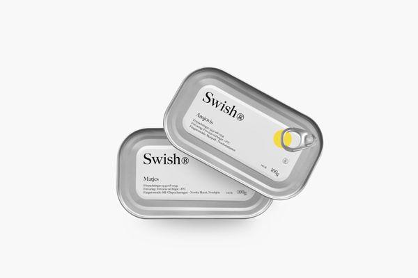 Swish® Packaging by empatía ® STUDIO, via Behance