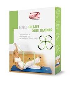 Ελαστικός ιμάντας εκγύμνασης από την Sissel, ιδανικός για τις ασκήσεις πιλάτες και την καθημερινή προπόνηση.