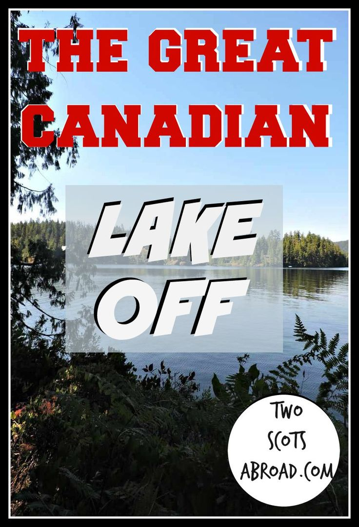 The Sunshine Coast has the most delightful lakes. Two Scots Abroad weighs up the pros and cons of Katherine Lake and Ruby Lake. Who wins The Great Canadian Lake Off?