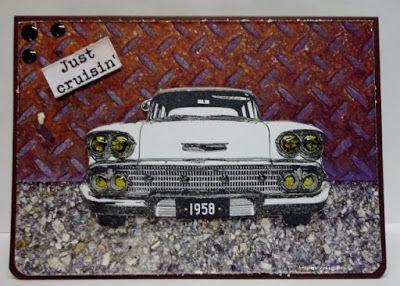 BaRb'n'ShEll Creations - Classic cars, Darkroom Door - BaRb