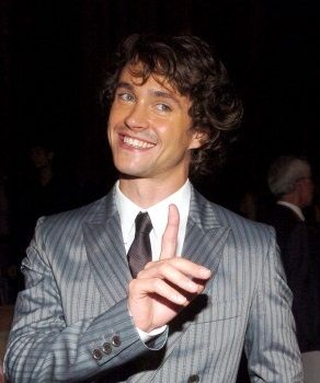 Hugh Dancy @ The King Arthur  premiere