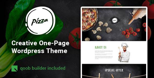Pizza - Restaurant Pizzeria WordPress Theme (Food) - http://wpskull.com/pizza-restaurant-pizzeria-wordpress-theme-food/wordpress-offers