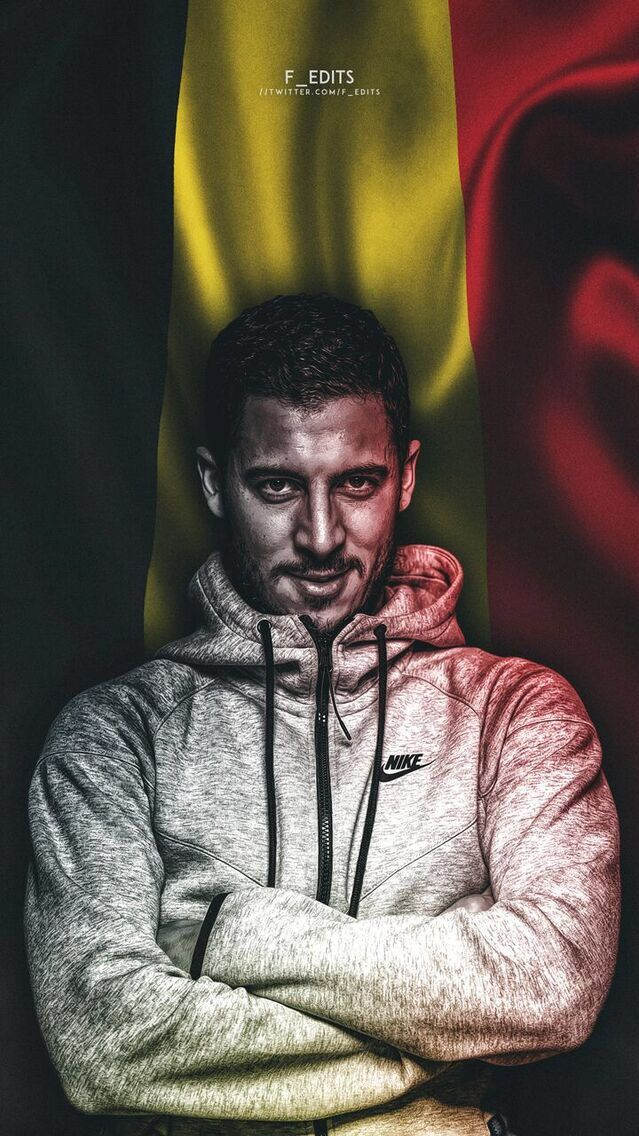 Eden Hazard mobile wallpaper