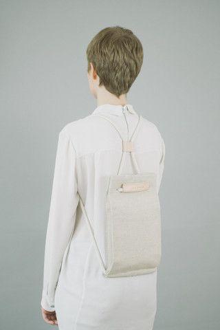 Pocket Bag Small Natural
