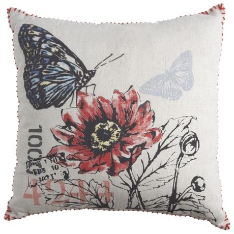 Poppy Seed Cushion
