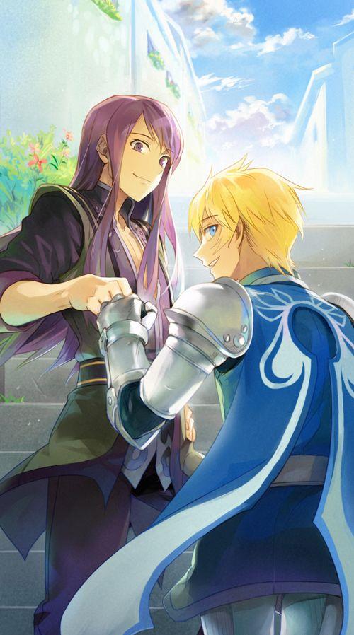 Yuri and Flynn #TalesOfVesperia